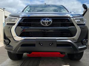 ハイラックス 4WD ピックアップ  のカスタム事例画像 hidejackalさんの2020年10月04日17:56の投稿