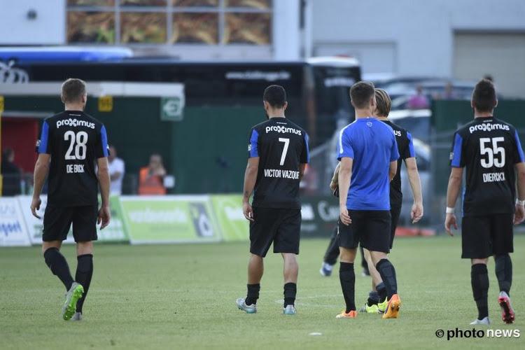 Deux joueurs dans le viseur de Bruges ?