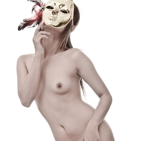 kich2013 by Romualdo Señeris - Nudes & Boudoir Boudoir ( nude, budoir, mask, photography, asian )