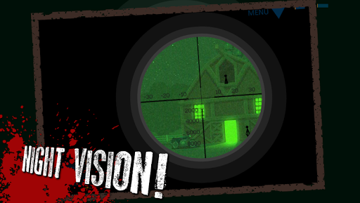 Clear Vision 3 -Sniper Shooter screenshot 11