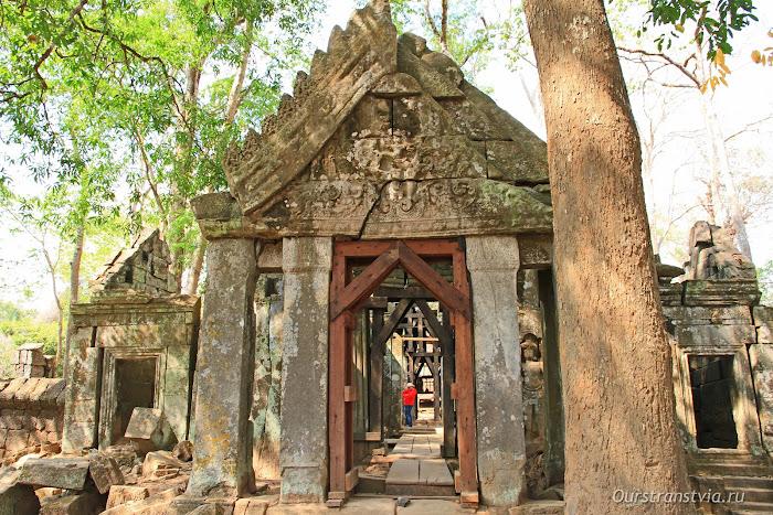 Koh Kher, Angkor