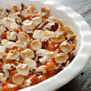 Sweet Potato Casserole No Dairy Recipes.