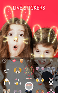 App Face camera - live filter, Selfie photo APK for Windows Phone