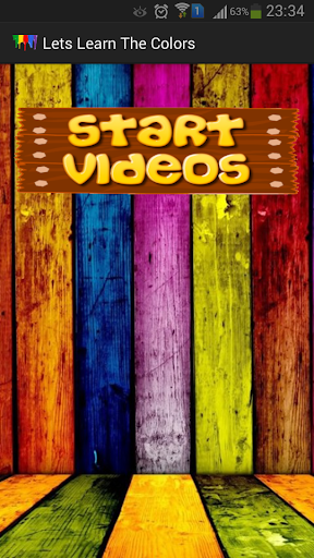 LET´S LEARN THE COLORS - SONGS