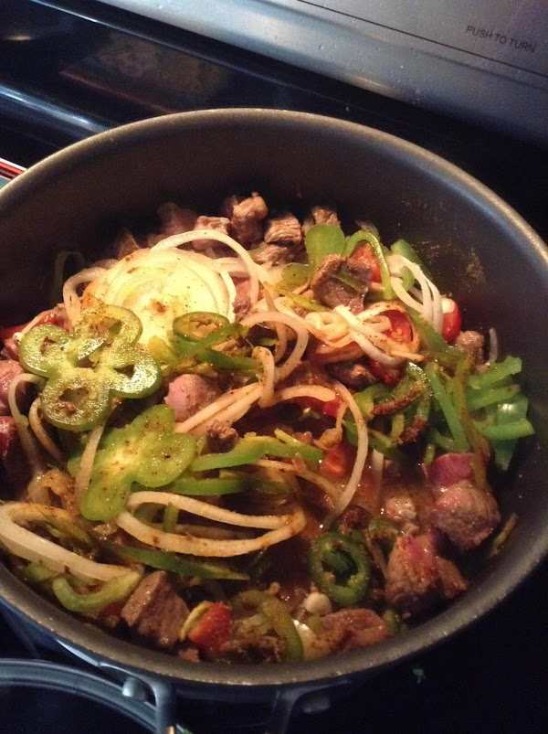 In a Large pot add the Lard or Butter (oil can be used) and...