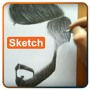 How to Draw Pencil Sketch in Steps