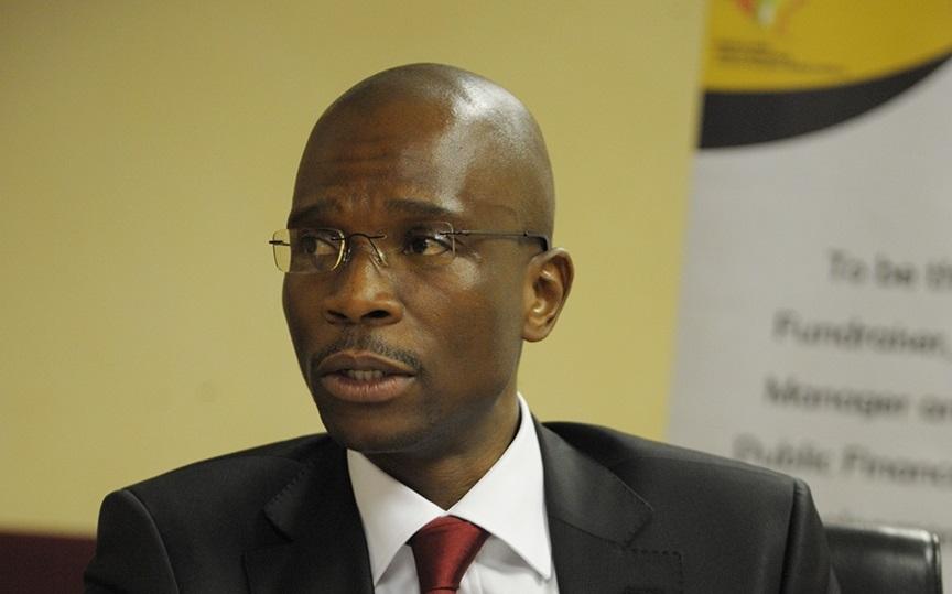 Senior vacancies in Treasury a problem, admits David Masondo
