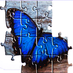 Jigsaw Puzzles: Animals Icon
