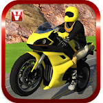 Bike Rider 3D Racing Adventure Icon