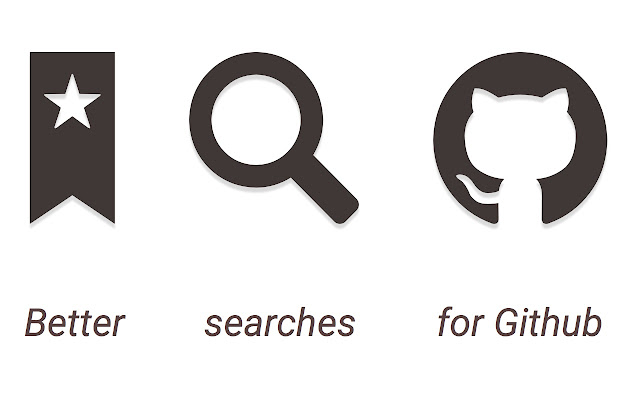 Better Search For Github