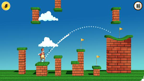 Golfer: Crazy Fox for PC-Windows 7,8,10 and Mac apk screenshot 6