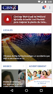 CBS 7 Español - náhled