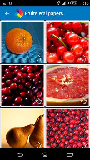 果物の壁紙