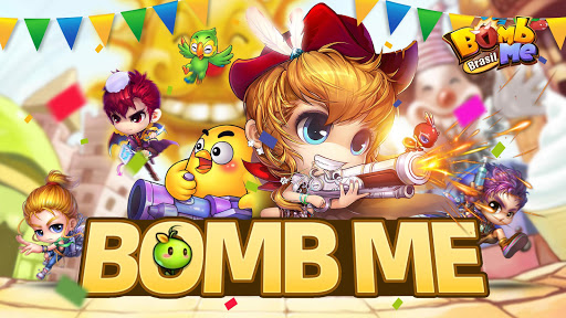Bomb Me Brasil - Free Multiplayer Jogo de Tiro APK MOD – Pièces de Monnaie Illimitées (Astuce) screenshots hack proof 1