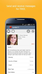 99Türkiye Turkish Dating screenshot 1