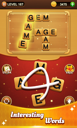 Word Talent: Crossword Puzzle Connect Word Fever 1.6.3 screenshots 3
