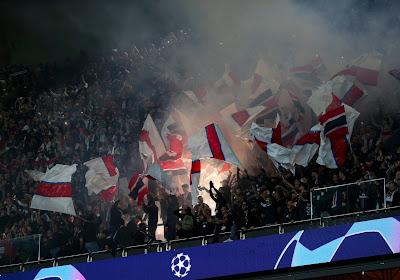 Des bagarres entre supporters Parisiens en marge de la rencontre face à Leipzig