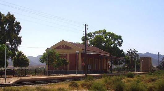 Denuncian tocamientos a una menor en el tren de cercanías Pulpí-Murcia