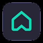 Rightmove UK property search icon