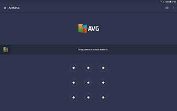 Tablet AntiVirus Security PRO screenshot thumbnail