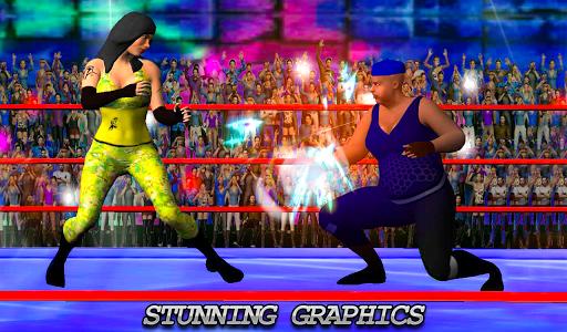 Girls Fighting:- Women Wrestling Championship 2018 1.0.2 {cheat hack gameplay apk mod resources generator} 5