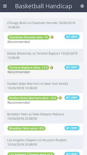Download BasketBall Handicaps MOD APK 1
