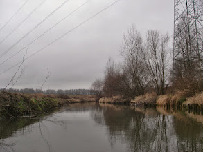 Photo: już blisko jeziora