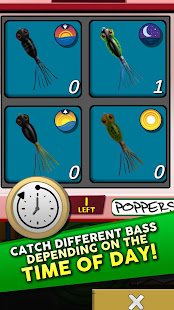 Download Poppin Bass Fishing: Go Catch Big Bass with GPS! For PC Windows and Mac apk screenshot 8
