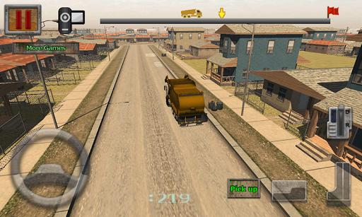 垃圾車模擬器16