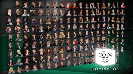 Los Goya se celebran hoy: qué ofrecerá la gran noche del cine español