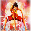 Luffy Art Wallpaper HD APK