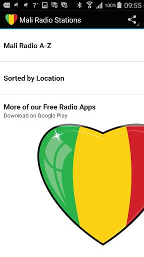 Mali Radio Music News