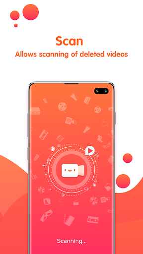 Deleted video recovery - Super video restore 1.0 screenshots 2