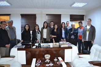 Photo: Meeting in the mayor's office in Mardin