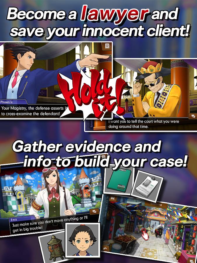 Spirit of Justice APK Cracked Free Download | Cracked