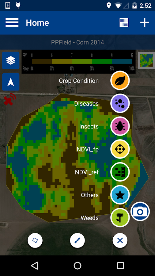 Connected Farm Scout- screenshot