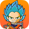 Blue Dragon Heroes Goku
