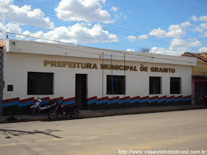 Photo: Prefeitura Municipal de Granito