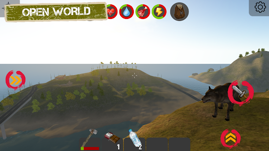 Last Island : Survival and Craft Screenshot