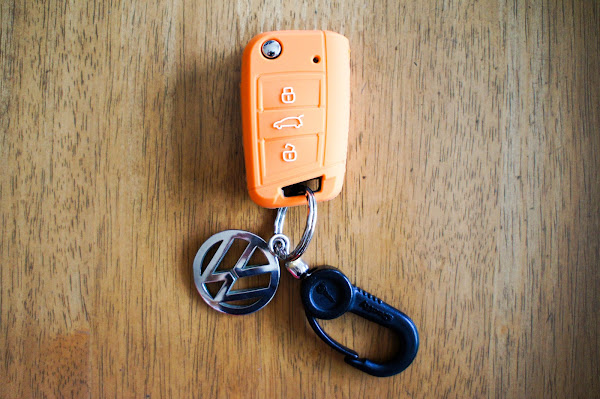 Volkswagen Golf7 Key Case