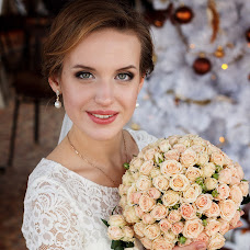 Wedding photographer Sergey Ageev (agsemy). Photo of 03.02.2016