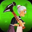 Angry Granny Smash! icon