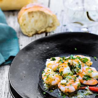 Spanish Style Garlic Shrimp