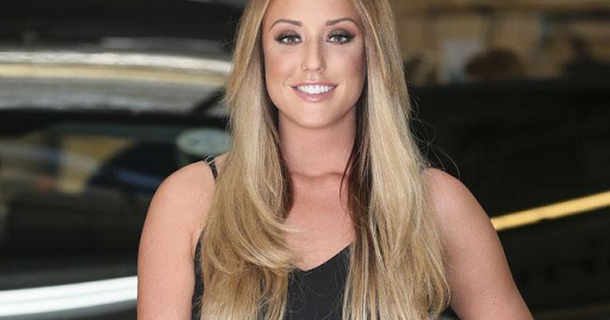 Charlotte Crosby made Stephen Bear wait