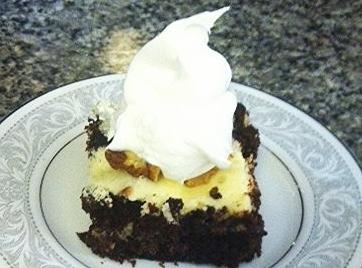 Decadent Tender Cheese Fudge Cake Recipe