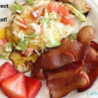 The Perfect Keto Breakfast.