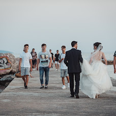 Wedding photographer Panos Lahanas (PanosLahanas). Photo of 16.07.2017
