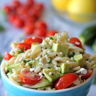 Zucchini Ribbon Pasta Recipe