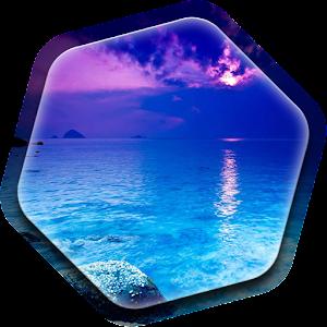 Синее Mоре Живые Обои