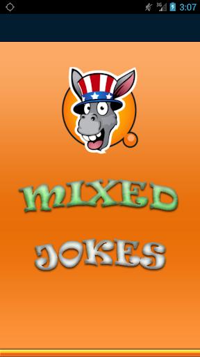 Funny Jokes Mix